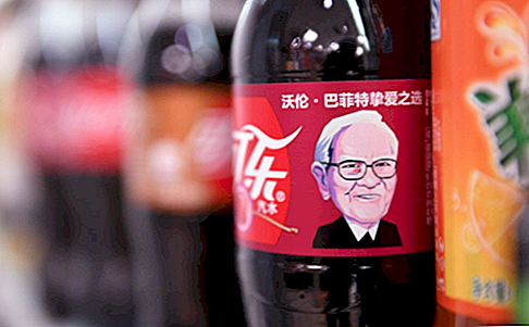 Warren Buffett é o novo rosto de Cherry Coke ... na China