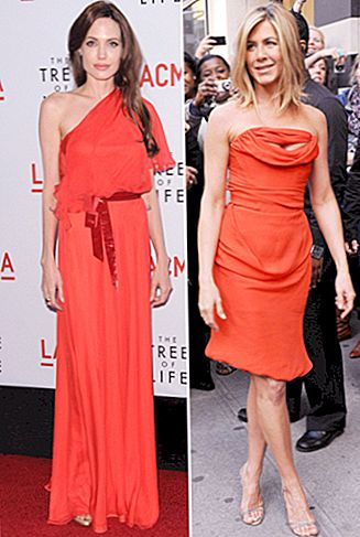 Angelina Jolie / Jennifer Aniston Punch-Up: En elendig Let-Down