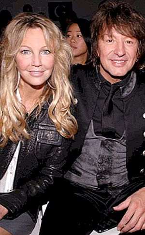 Heather Locklear e Richie Sambora Bater o plano de divórcio
