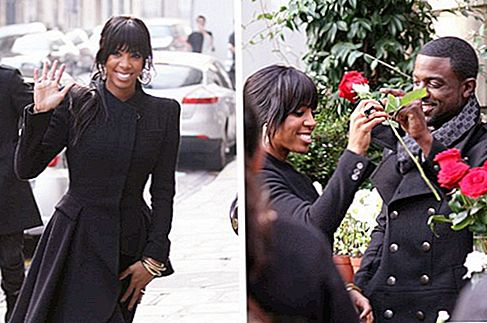 Apakah Kelly Rowland Membolos UK X Factor For USA, Boo Boo?