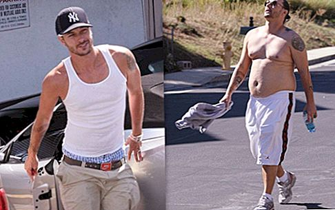 Kevin Federline หัวโล้นสำหรับ Screwball Britney Spears