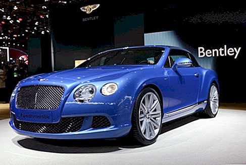 Kvartals Million Dollar Bentley Continental GT Speed