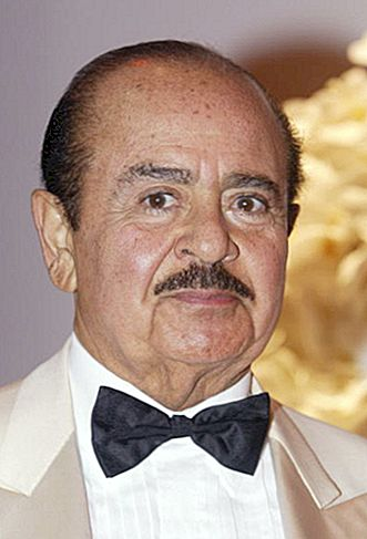 Adnan Khashoggi Net Worth