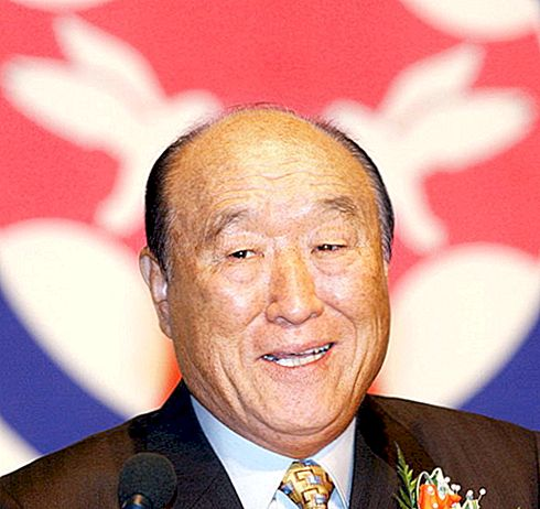 "Escape et Arbejdslokale, Start en Religion, Tjen Milliarder. The Insane Story Of Korean ""Messias"" Sun Myung Moon"