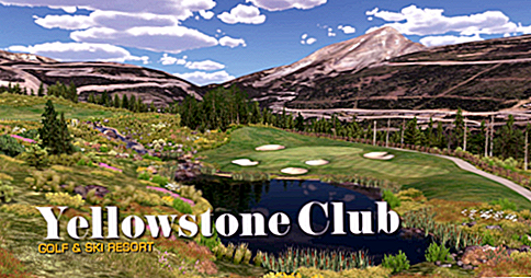 In der ultra-exklusiven Celebrity Enklave des Yellowstone Club