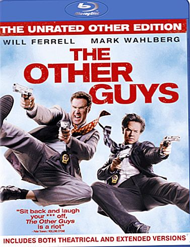 The Other Guys - Revisão de Blu-ray
