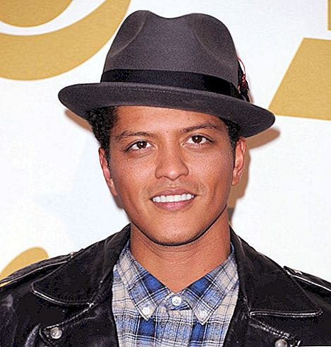 Net Worth Bruno Mars