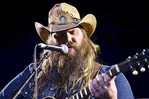 Chris Stapleton čistý