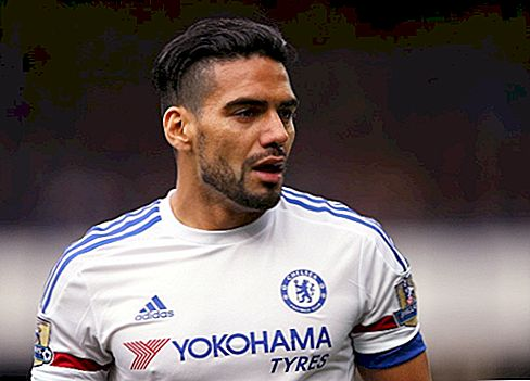 Radamel Falcao Net Worth
